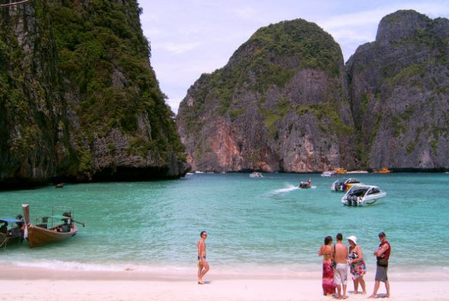 <h1><span>Captain Bob's Cruise</span></h1><p><big>See Phi Phi's Top Destinations!</big></p>